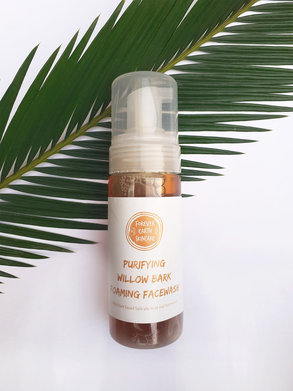 Purifying Willow Bark Foaming Facewash