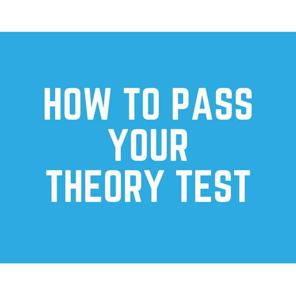 How To Pass Your Theory Test Top 10 Tips Driving Test