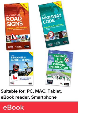 Driving Theory Test & Highway Code eBooks