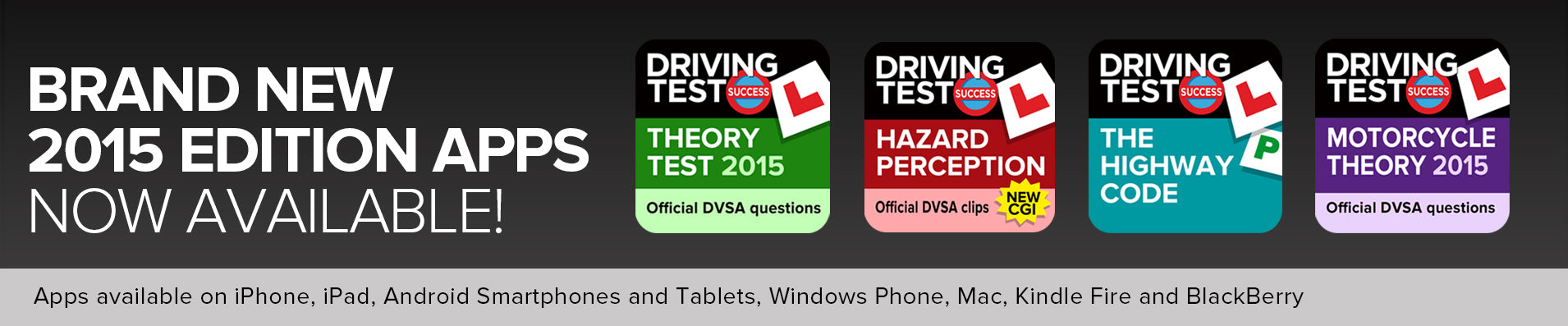 Apps for you and your pupils – Driving Test Success