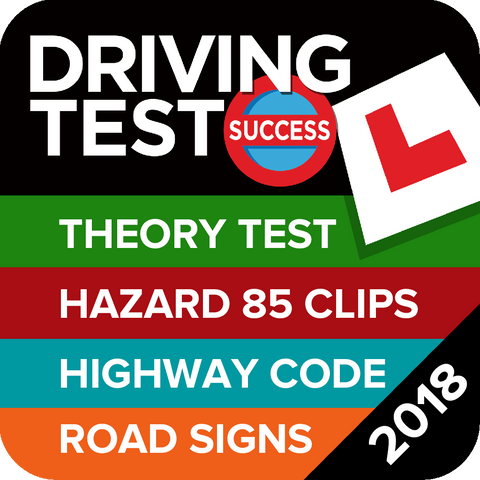 Theory Test 4-in-1 Bundle (2018 Edition)