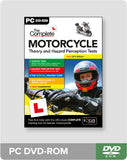 PC DVD-ROM The Complete Motorcycle Theory Test