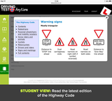 Online Theory & Hazard Perception Revision | Motorcycle Learners