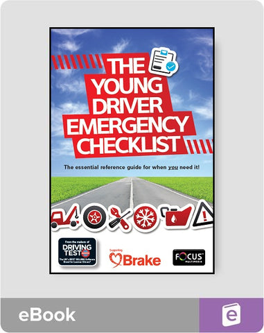 The Young Driver Emergency Checklist eBook