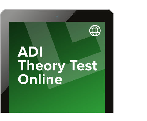 ADI Theory Test | Part 1 Revision - Online