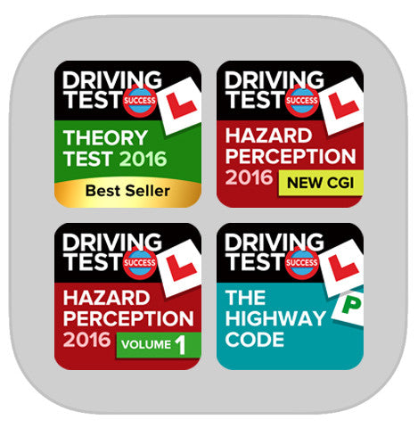 iPhone App - The Ultimate Theory Test Bundle