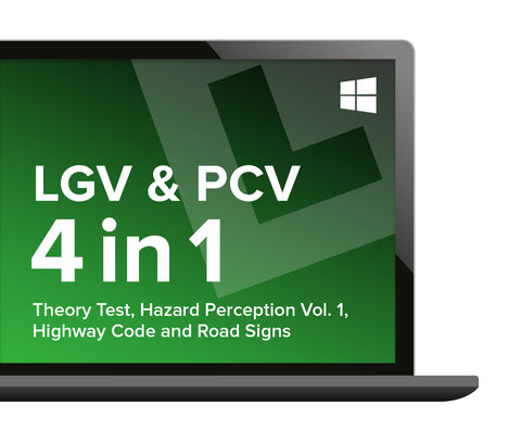 The Professional LGV & PCV Trainee Driver Pack - Instant Download