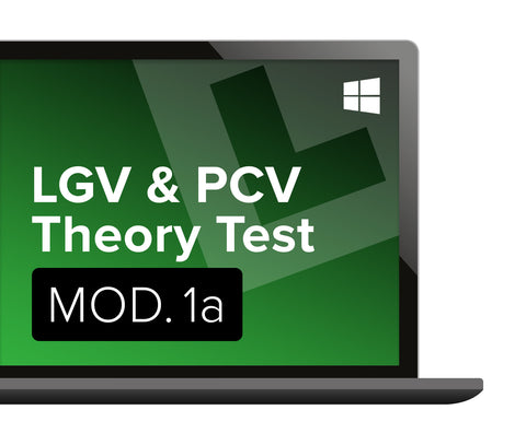 Theory Test - Module 1a Revision for LGV & PCV - Instant Download