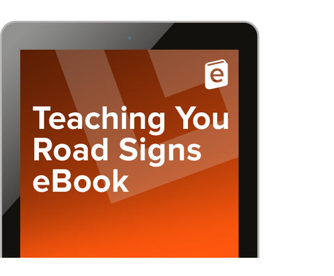 Teaching you Road Signs - eBook