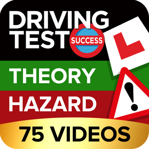 Theory Test and Hazard Perception Mega Kit App