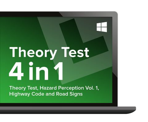The Ultimate Theory Test Pack - Instant Windows Download
