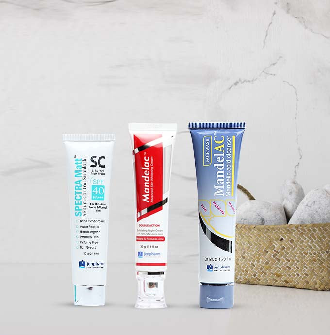 Anti Acne & Skin Brightening Bundle
