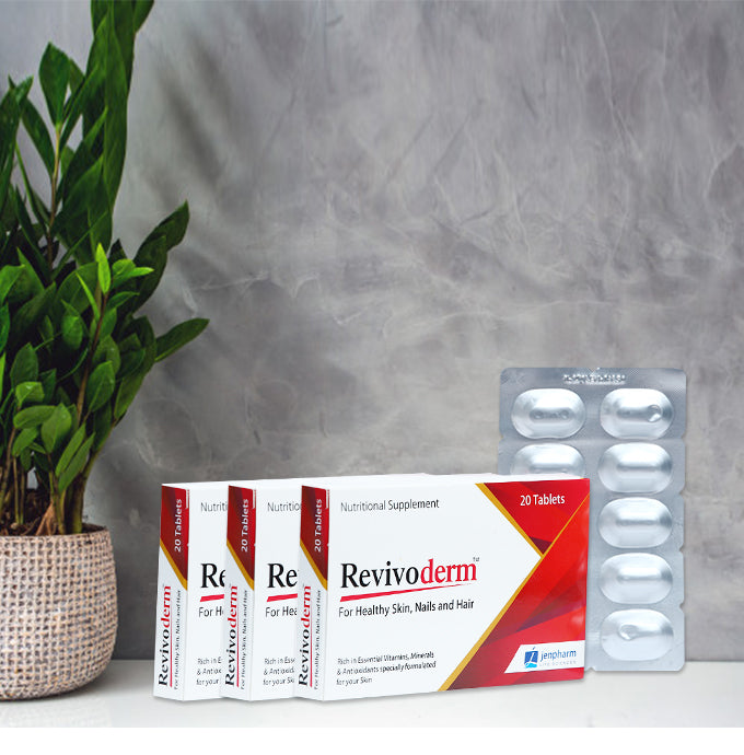 Revivoderm 2 month bundle (60 tablets ONCE DAILY)