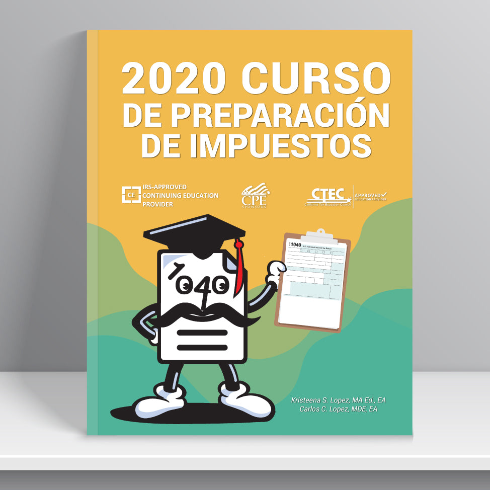 Bilingual Tax Preparation Course eBook