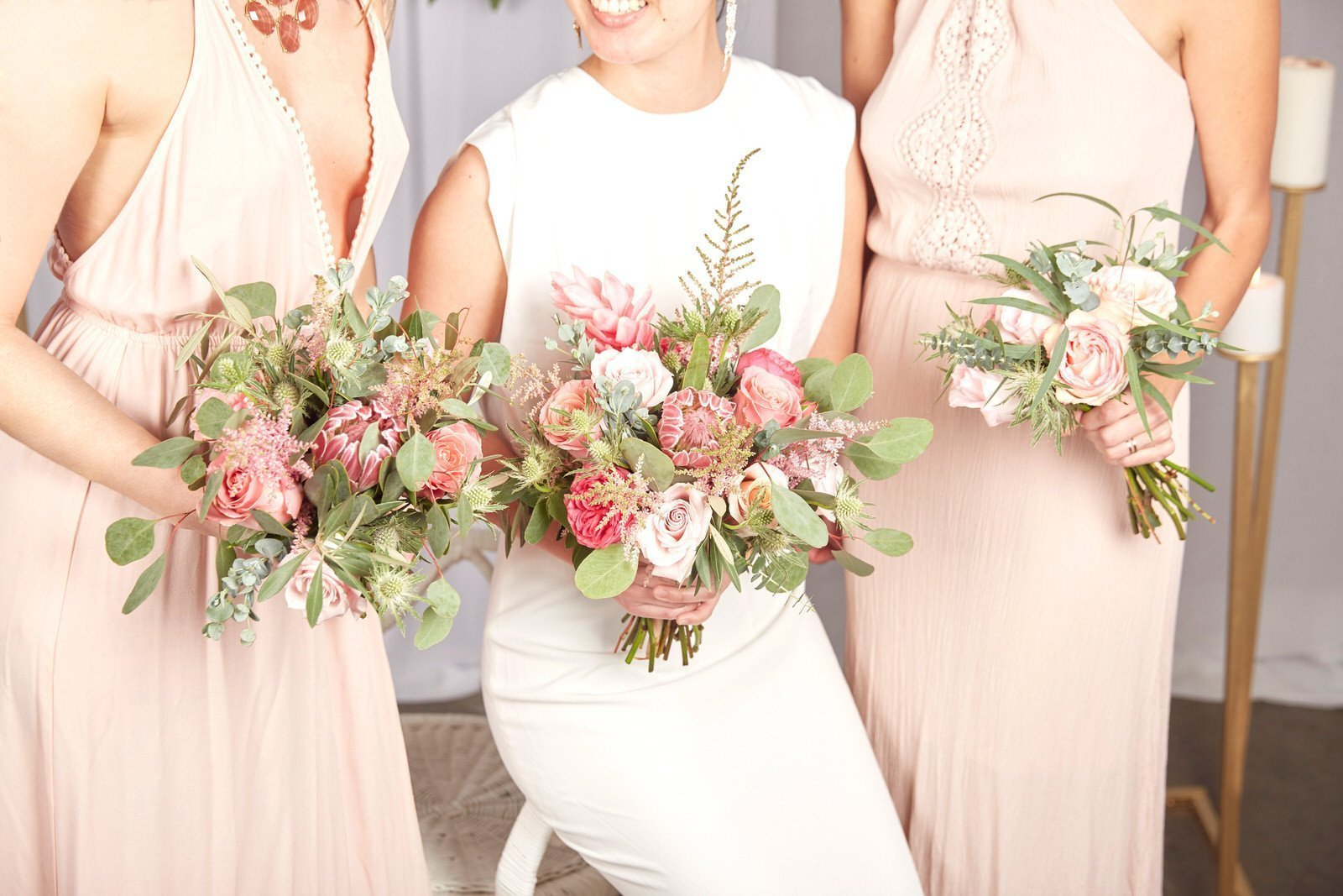 Bridesmaid Bouquet (Medium)