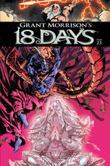 18 Days Issue 23 - Main Cover