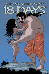 "Grant Morrison's 18 Days #12 Cover C -Limited Edition ""Bhima's Demon Bride"""