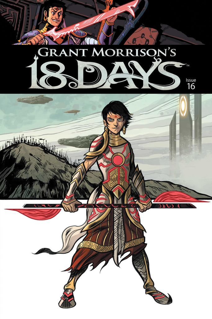 18 Days - Variant Cover (Mukesh) #16