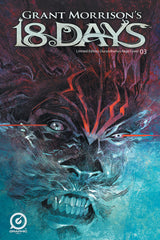 "Grant Morrison's 18 Days #3 Limited ""Rage"""