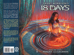 Grant Morrison's 18 Days Volume 2 - Heroes and Legends