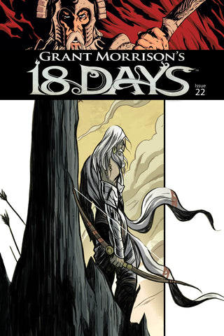 18 Days Issue 22 - Main Cover
