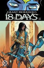 Grant Morrison's 18 Days #4 Cover A - Jeevan Kang