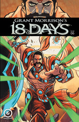 Grant Morrison's 18 Days #6 - Cover A - Jeevan Kang
