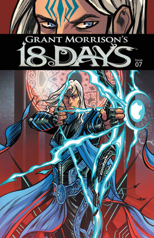 Grant Morrison's 18 Days #7 - Cover A - Jeevan Kang