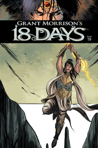 18 Days - #19  Main Cover (Jeevan Kang)