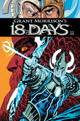 Grant Morrison's 18 Days #9 Cover A - Jeevan Kang