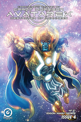 Avatarex - Destroyer Of Darkness Issue 4 - Retailer Incentive