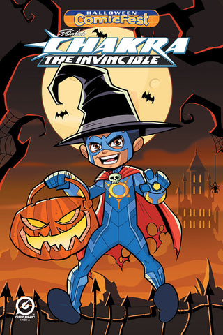 Stan Lee's Chakra the Invincible Free Halloween Comic Fest