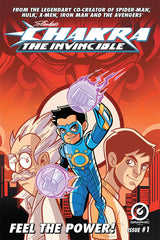 stan lees chakra the invincible