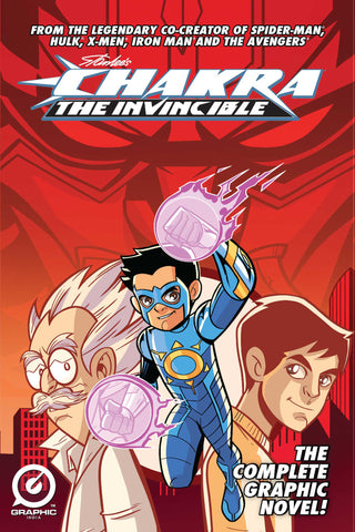 Chakra The Invincible Vol. 1: Secret Origins