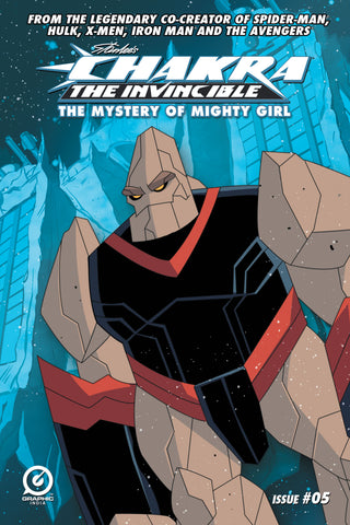 Chakra The Invincible - The Mystery Of Mighty Girl #5