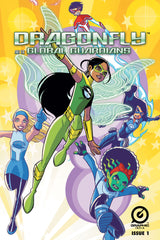 Dragonfly And The Global Guardians # 1
