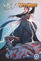 Devi / Witchblade Ultra-Rare Devi-On-Top Cover by Jenny Frison
