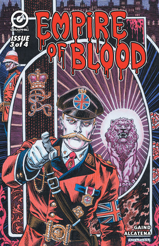 Empire Of Blood #3