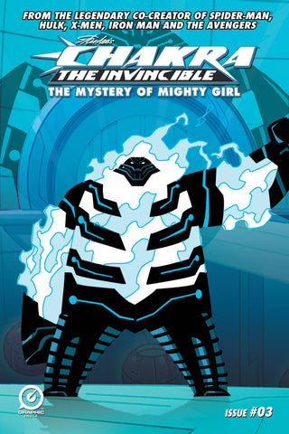 Chakra The Invincible - The Mystery Of Mighty Girl #3