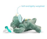 RaZbuddy Paci Holder - JollyPop Pacifier - Jack Dragon