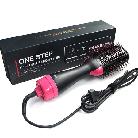 Coral Trends 3 in 1 Professional Dryer & Volumizer Hair Brush.