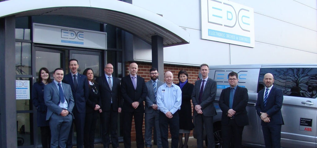 MATTHEW hUTTON AND nEIL KEENAN SHAREHOLDERS IN edc NORTH EAST