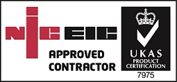 NICEIC accreditation for EDC