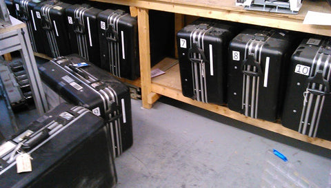 EDC SERVICE SUITCASES FOR ABB DRIVES