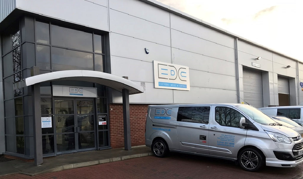 edc north east the only approved provider of abb drives in north east england