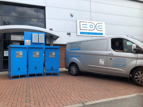 abb hire drives from edc north east - your local ABB drive value provider