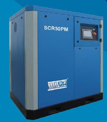 scr range of permanent magnetic screw air compressors
