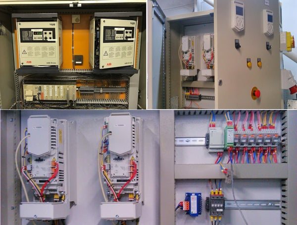 ABB Sami drives replaced after 25 years by ABB ACQ580 drives