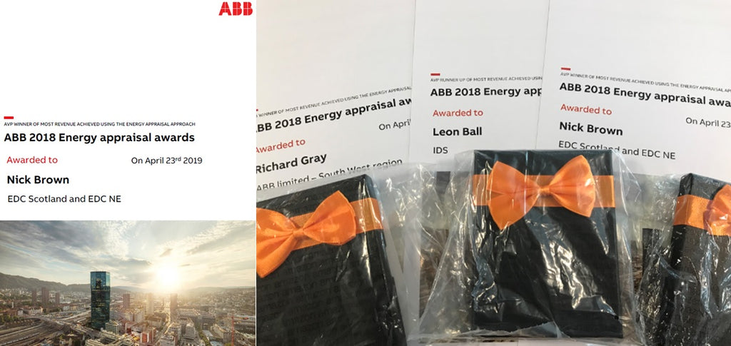 edc wins abb energy appraisal competition