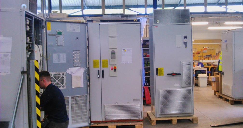 ABB HIRE DRIVES FROM EDC